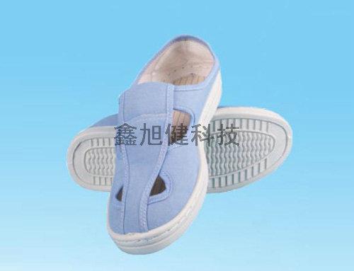 四排16鞋孔的系法图解